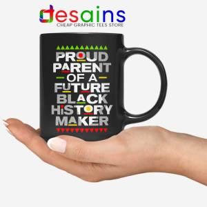 Black History Maker Mug African American