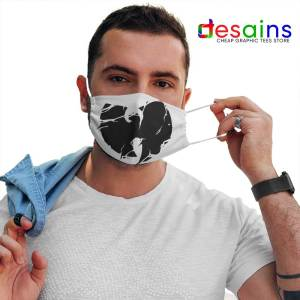 Buy Wu Tang Clan Logo Merch Mask Cloth Hip Hop Music