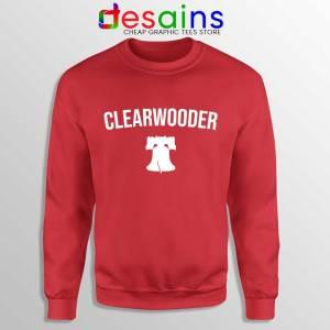 Clearwooder Bryce Harper Phillies Sweatshirt MLB