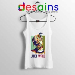 Juice Wrld Cause of Death Tank Top RIP Merch