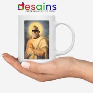 Mr Incredible Meme Pious Mug Bob Parr