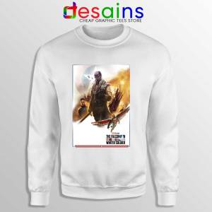 The Falcon and Winter Soldier Sweatshirt Disney+