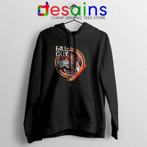 The Fall Guy Tv Show Vintage Hoodie Retro Poster