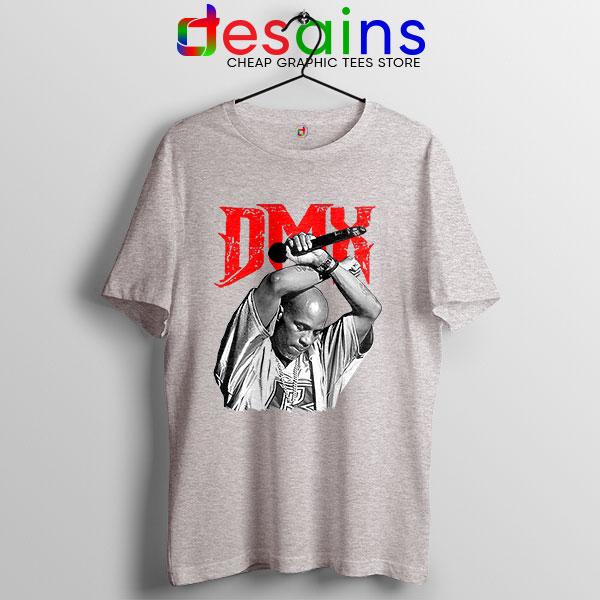 Best DMX Rapper Legend Sport Grey T Shirt Hip hop