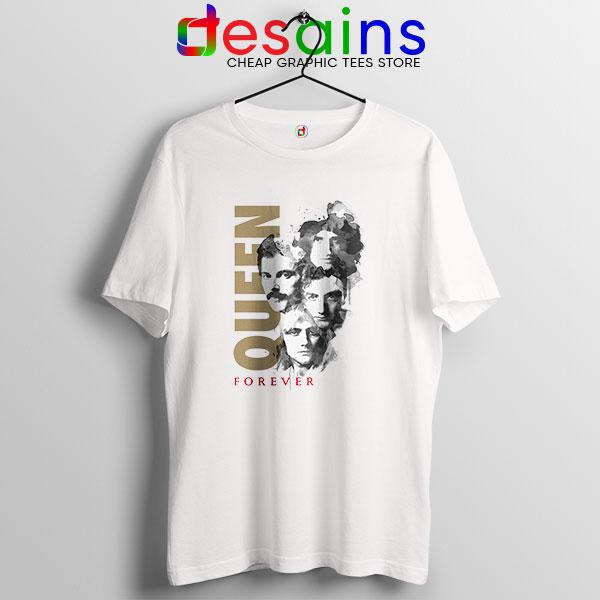 Best Forever Queen Band T Shirt Cheap Merch