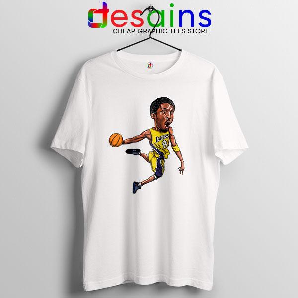 Best Kobe Bryant Game Dunk T Shirt NBA Lakers