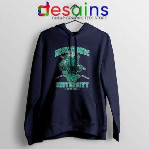Miskatonic University Cthulhu Navy Hoodie R'lyeh