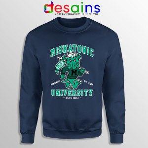 Miskatonic University Cthulhu Navy Sweatshirt R'lyeh