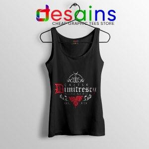 Resident Evil Village Wine Tank Top Dimitrescu