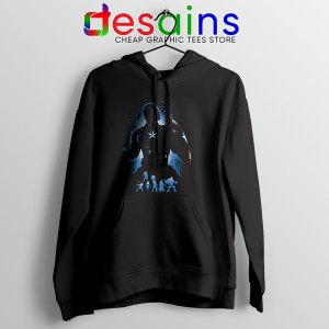 The Super Soldier Avengers Hoodie Captain America