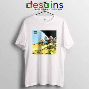 Mach Hommy X ThaGodFahim T Shirt Dollar Menu 2