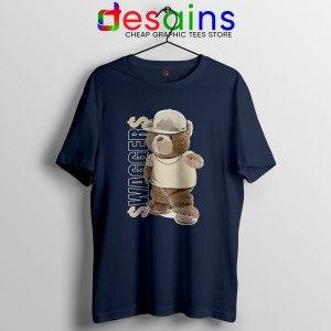 Air Jordan 4 Bear Navy Swaggers T Shirt