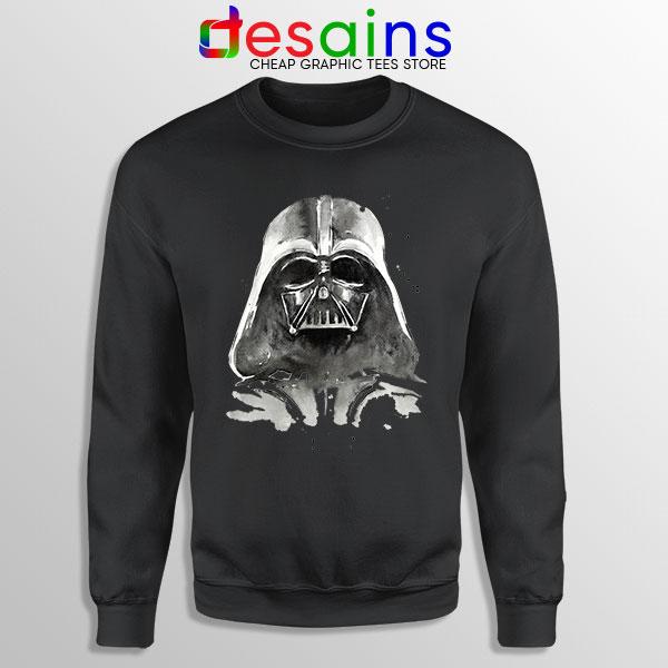 Best Darth Vader Paint Black Sweatshirt Anakin Skywalker