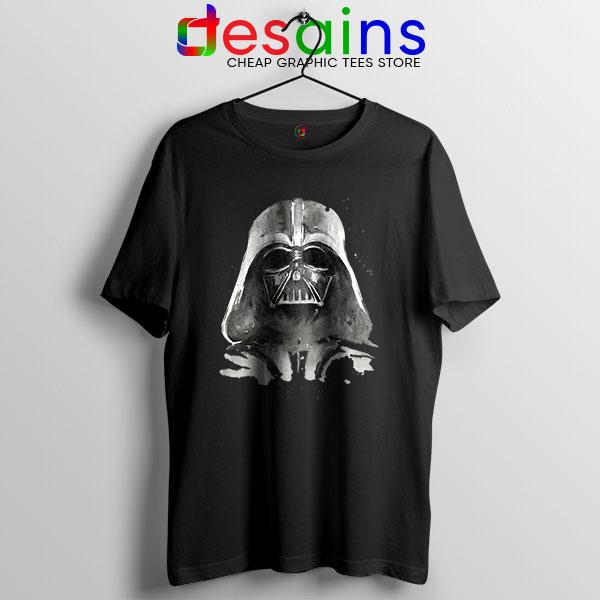 Best Darth Vader Paint Black T Shirt Anakin Skywalker