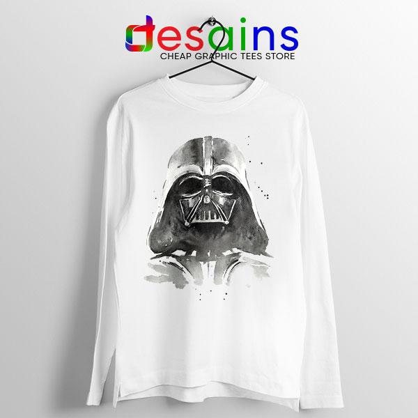 Best Darth Vader Paint Long Sleeve Tee Anakin Skywalker