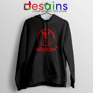Black Widow Marvel Adidas Hoodie Movie Apparel