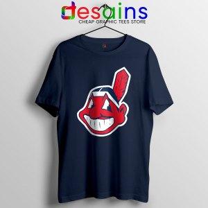 Buy Chief Wahoo Logo T Shirt Cleveland Indians MLB