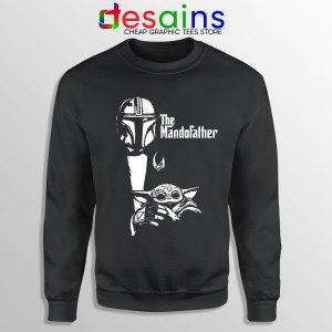 Mandalorian The Godfather Sweatshirt Mando