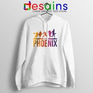 Phoenix Best 5 Lineup Hoodie Suns Finals NBA