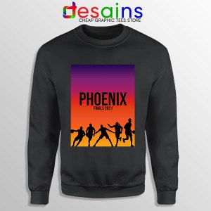 Phoenix Starting Finals Sweatshirt NBA Suns Game