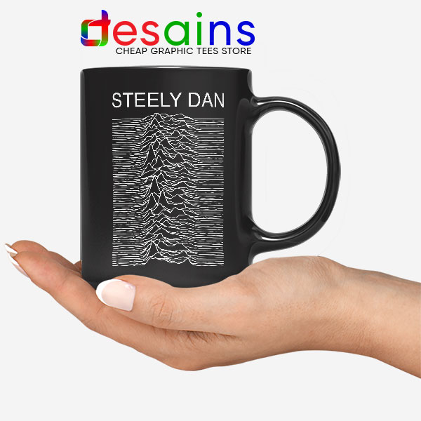 Steely Dan Division Logo Mug Rock Band