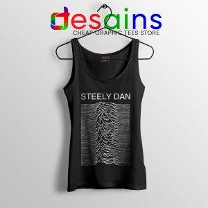 Steely Dan Division Logo Tank Top Rock Band