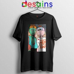 Best Doug Animated Series Black T Shirt Doug Can't jump