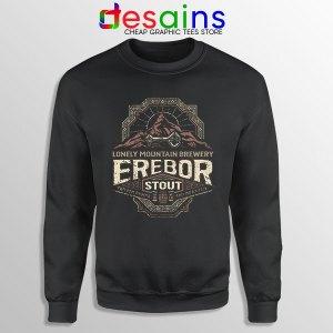 Buy Lonely Mountain Hobbit Sweatshirt Erebor Thror