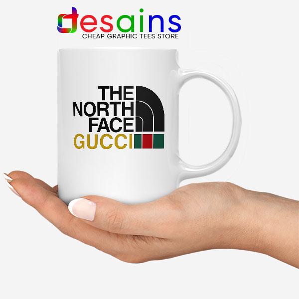 Cheap North Face Gucci Mug Funny Apparel