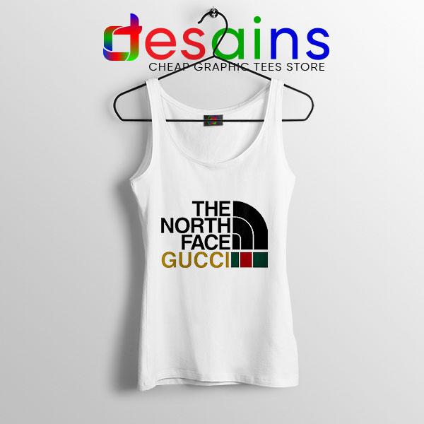 Cheap North Face Gucci Tank Top Funny Apparel