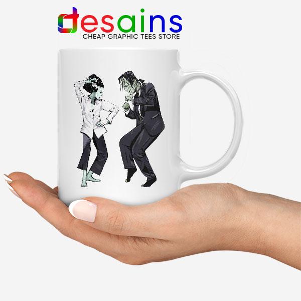 Frankenstein Wife Pulp Mug Dance Monster