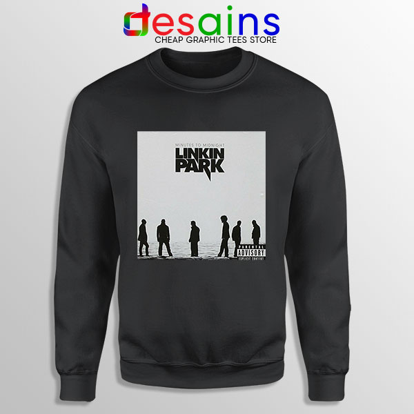 Minutes to Midnight Cover Art Sweatshirt Linkin Park