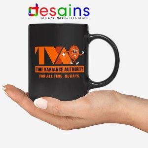Miss Minutes TVA Loki Mug Marvel Merch