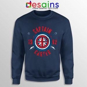 Shield Captain Carter Sweatshirt What If Series
