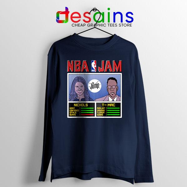 The Jump NBA Finals Long Sleeve Tee Nichols TMac