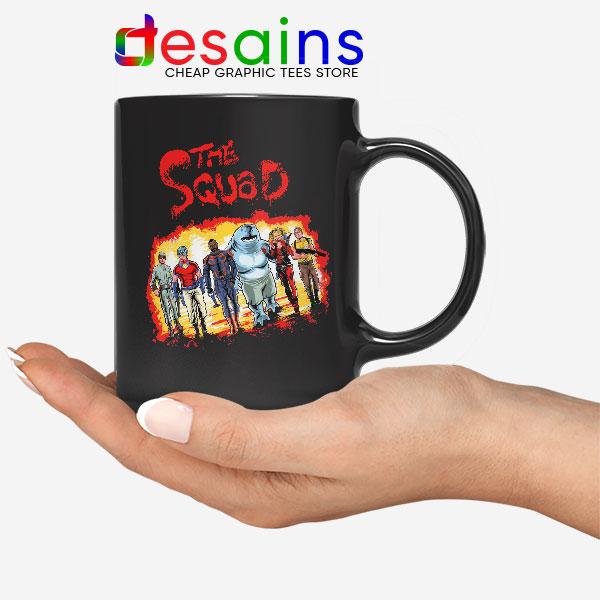 The New Suicide Squad Mug DC Comics