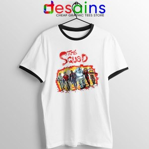 The New Suicide Squad Ringer Tee DC Comics