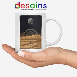 Arrakis Dune Desert Art Mug Planet Deserts