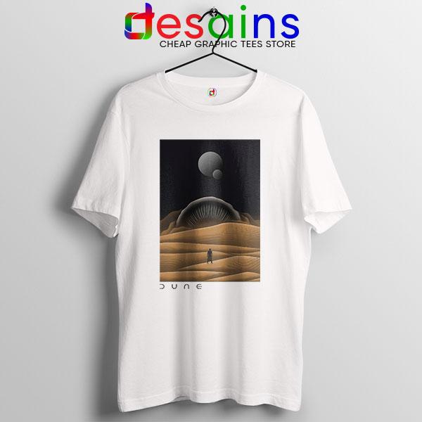 Arrakis Dune Desert Art T Shirt Planet Deserts