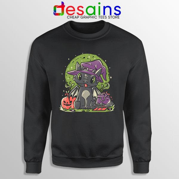Buy Night Fury Halloween Sweatshirt Toothless Dragon