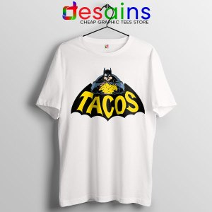 Buy Tacos Taco Bell Batman Tshirt DC Comics Funny