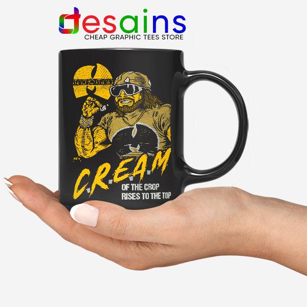 Cream of the Crop Mug Macho Man Wu Tang