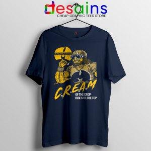 Cream of the Crop Navy Tshirt Macho Man Wu Tang