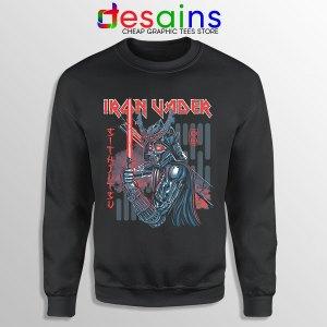 Iron Vader Maiden Samurai Sweatshirt Star Wars