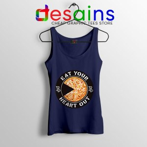 No More Heroes Airport 51 Navy Tank Top 094 UH