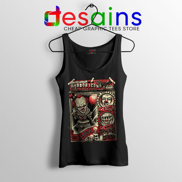 Pennywise The Clown Bobblehead Tank Top IT Movie