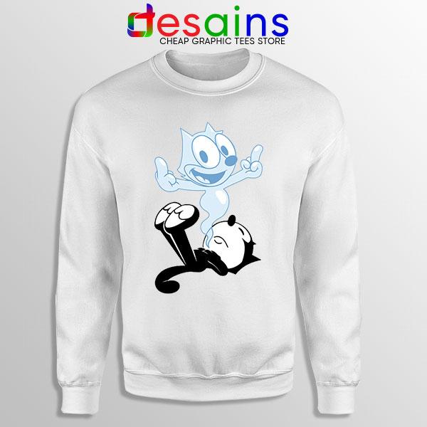 RIP the Cat Felix Funny Sweatshirt Cartoon Characters