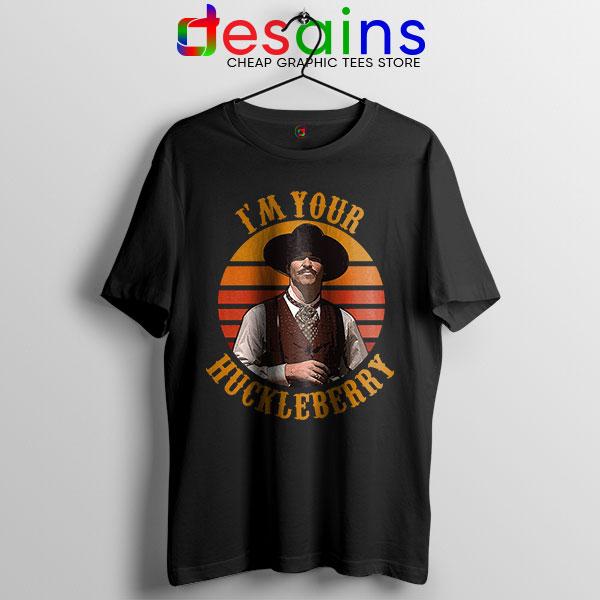 Vintage Your Huckleberry Tshirt Tombstone