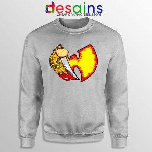 Wu Tang Clan Symbol Halloween Sport Grey Sweatshirt Horror Nights