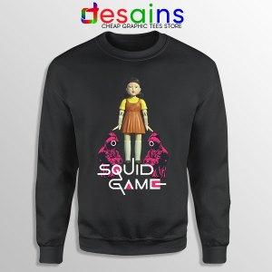 Best Squid Game Design Sweatshirt Netflix Series